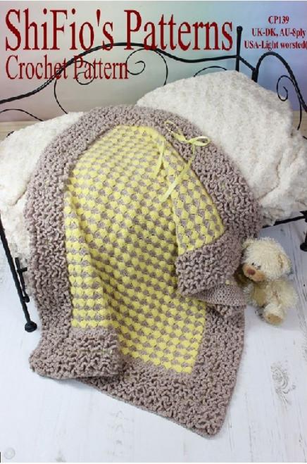 Crochet Pattern #139