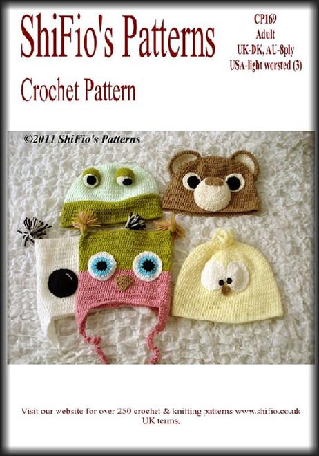 Crochet Pattern #169