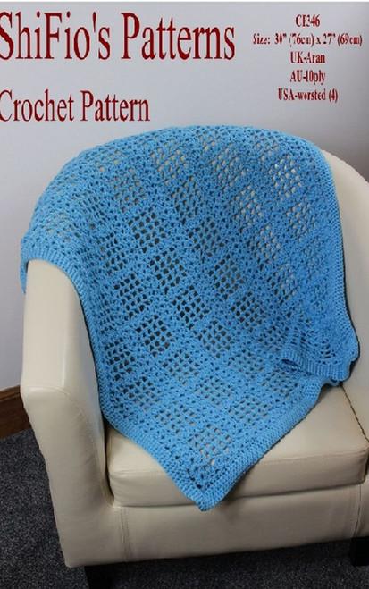 Crochet Pattern #346