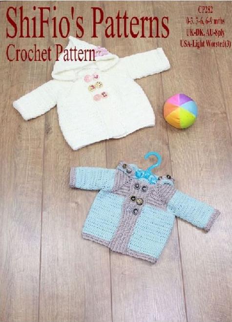 Crochet Pattern #282