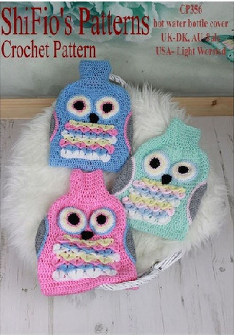 Crochet Pattern #356