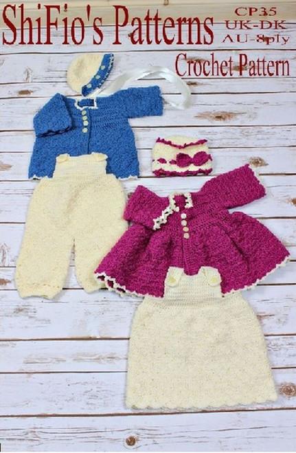 Crochet Pattern #35