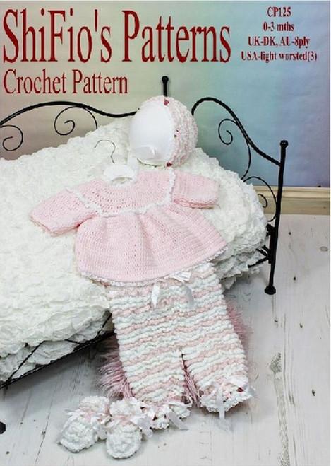 Crochet Pattern #125