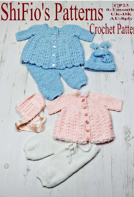 Crochet Pattern #23