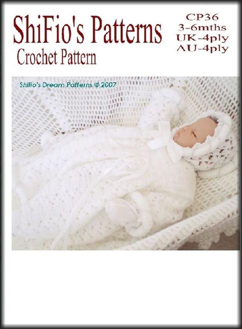 Crochet Pattern #36
