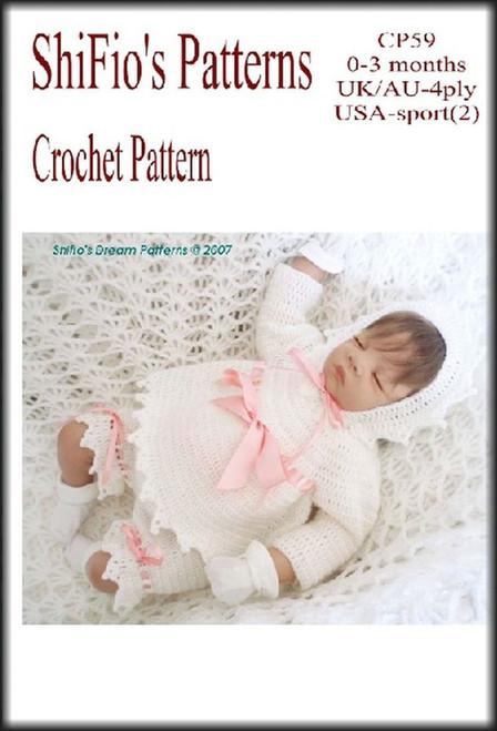 Crochet Pattern #59