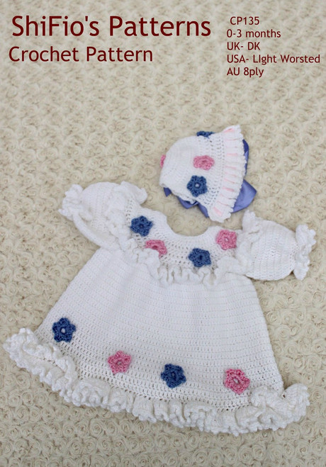 Crochet Pattern #135