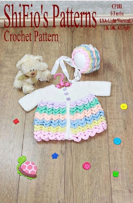 Crochet Pattern #181