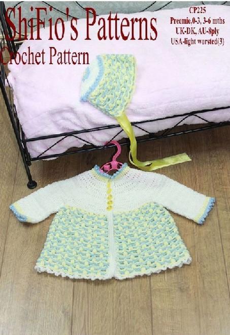 Crochet Pattern #225