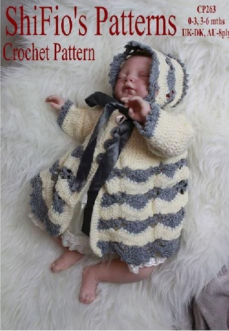 Crochet Pattern #263