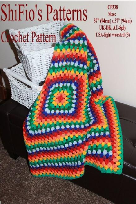 Crochet Pattern #338