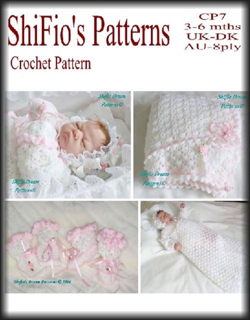 Crochet Pattern #7