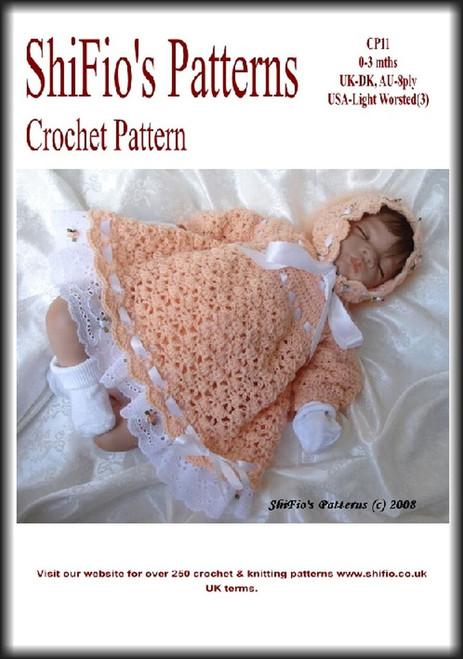 Crochet Pattern #11