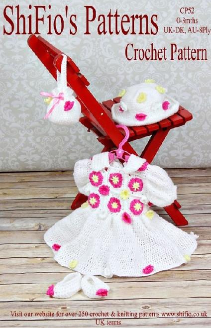 Crochet Pattern #52