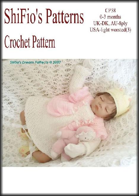 Crochet Pattern #58