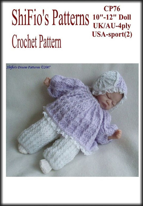 Crochet Pattern #76