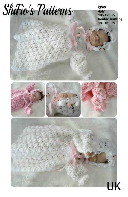 Crochet Pattern #89