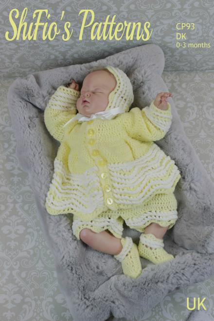 Crochet Pattern #93