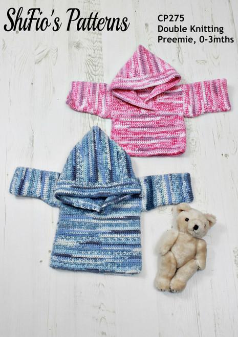 Crochet Pattern #275