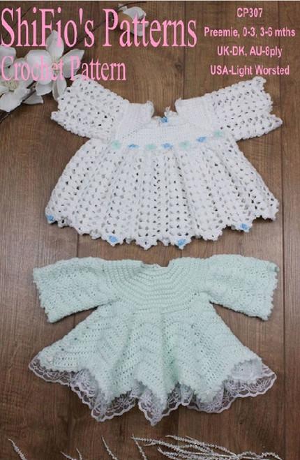 Crochet Pattern #307