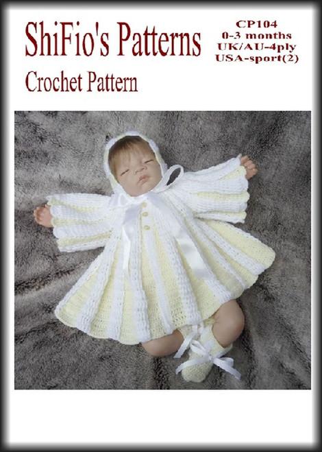 Crochet Pattern #104
