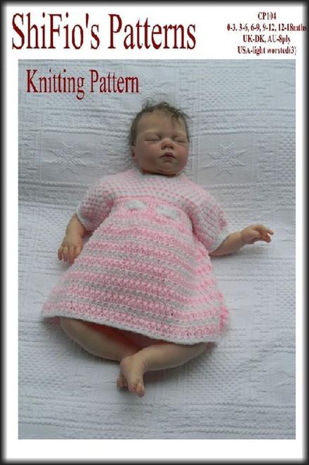 Crochet Pattern #105
