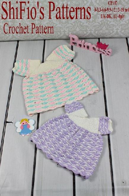Crochet Pattern #107