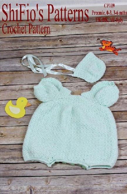 Crochet Pattern #109