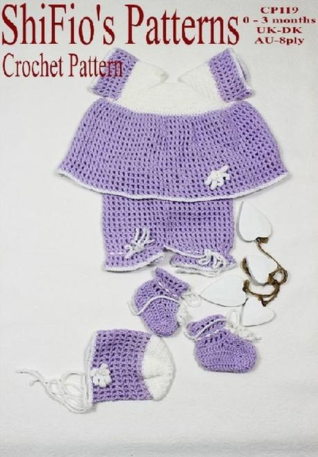 Crochet Pattern #119