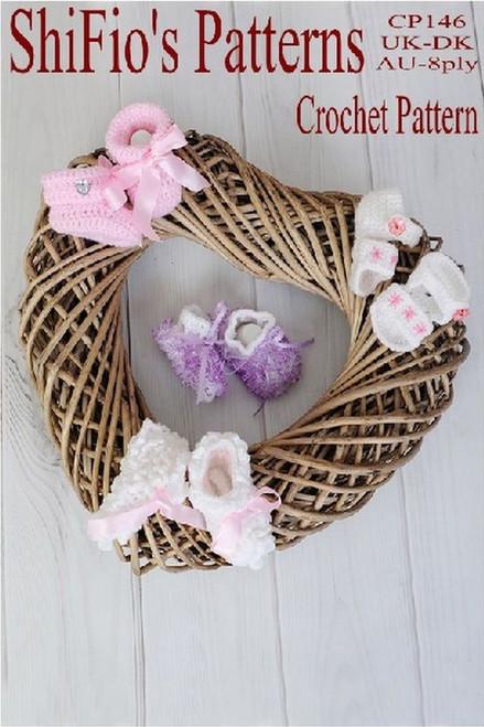 Crochet Pattern #146