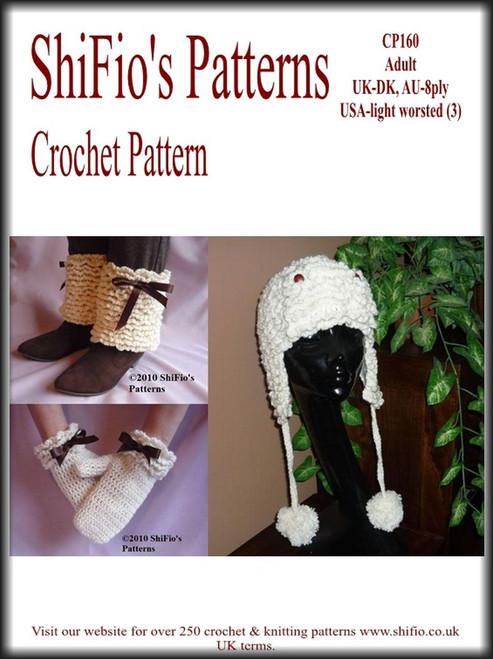 Crochet Pattern #160