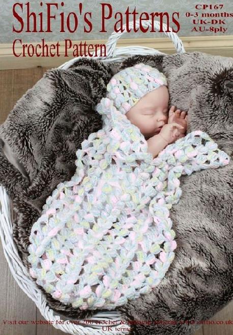 Crochet Pattern #167