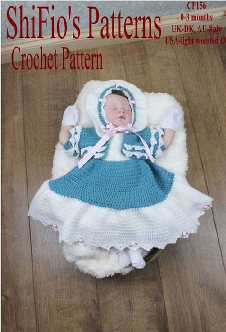 Crochet Pattern #156