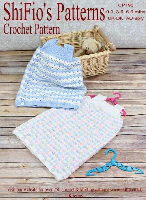 Crochet Pattern #196