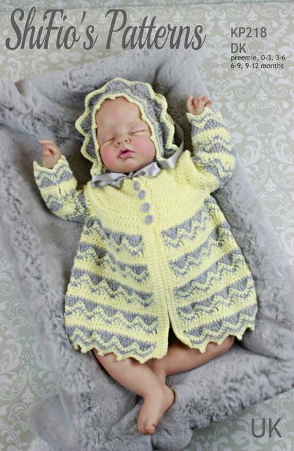 Crochet Pattern #218