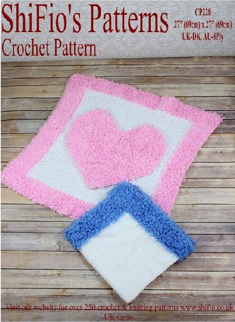 Crochet Pattern #228