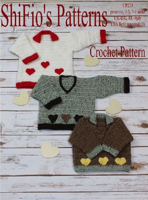 Crochet Pattern #273