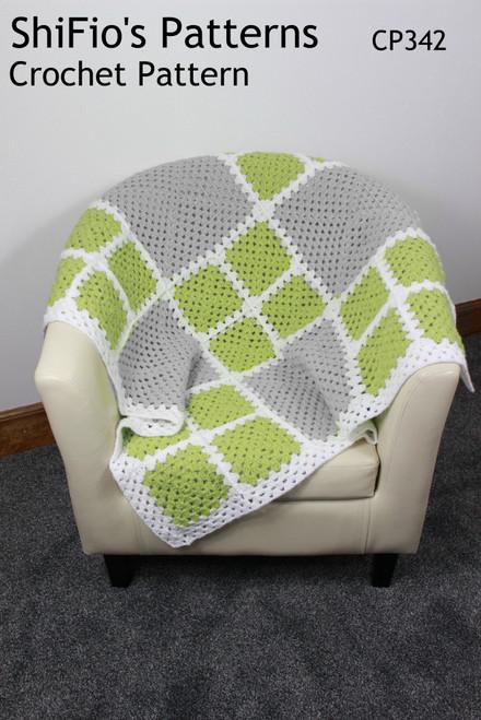Crochet Pattern #342
