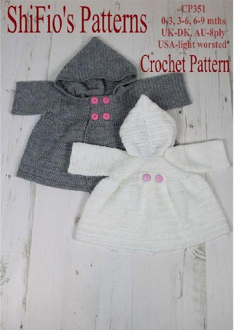 Crochet Pattern #351