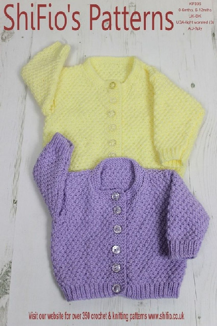 Knitting Pattern #396