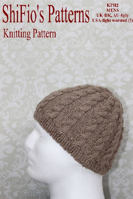 Knitting Pattern #397