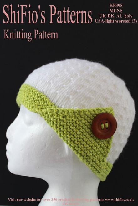Knitting Pattern #398