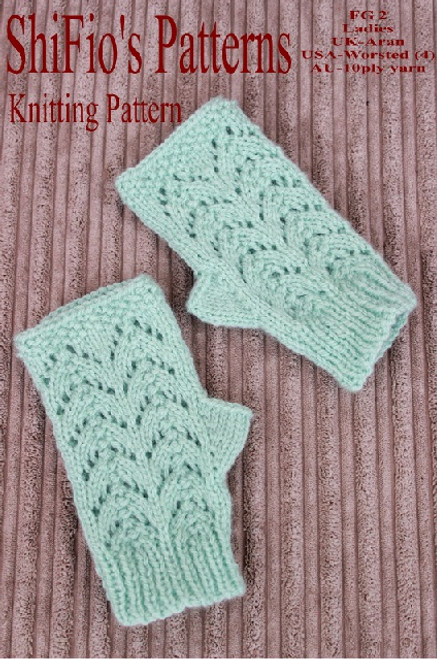 Knitting Pattern #399