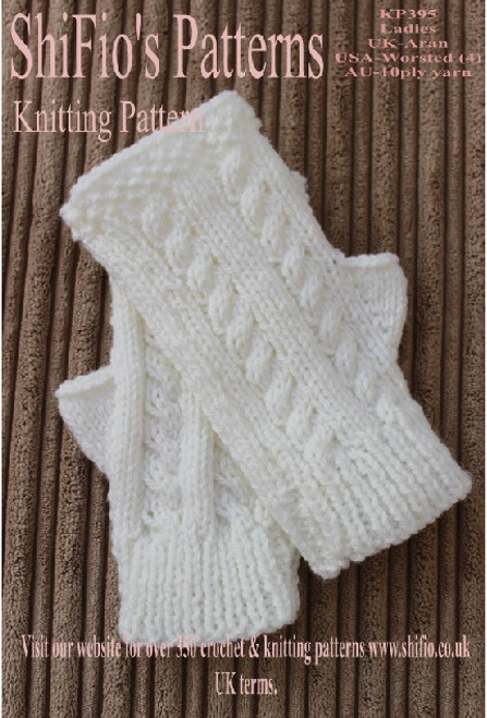 Knitting Pattern #395