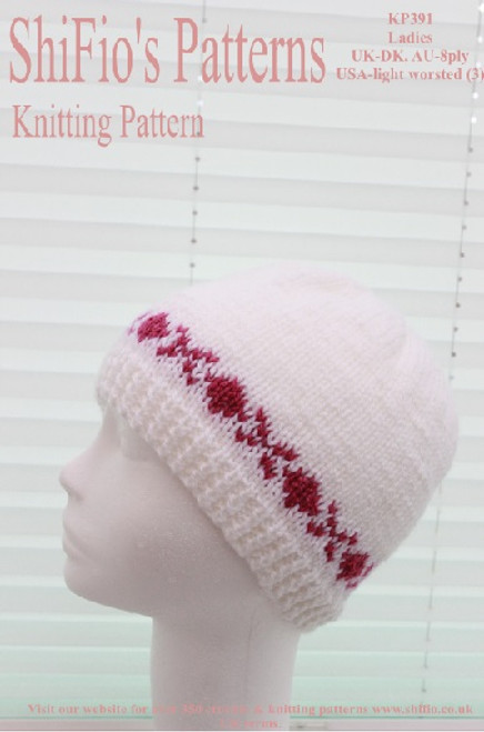 Knitting Pattern #391