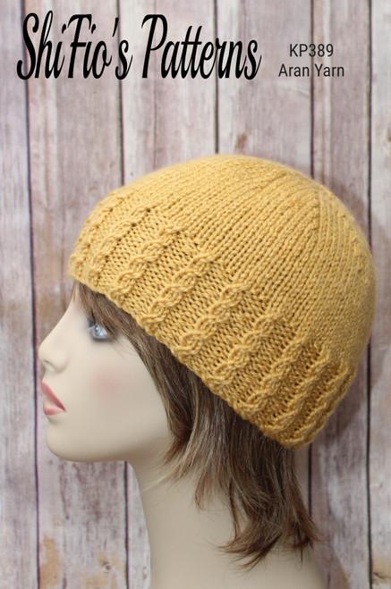 Knitting Pattern #389