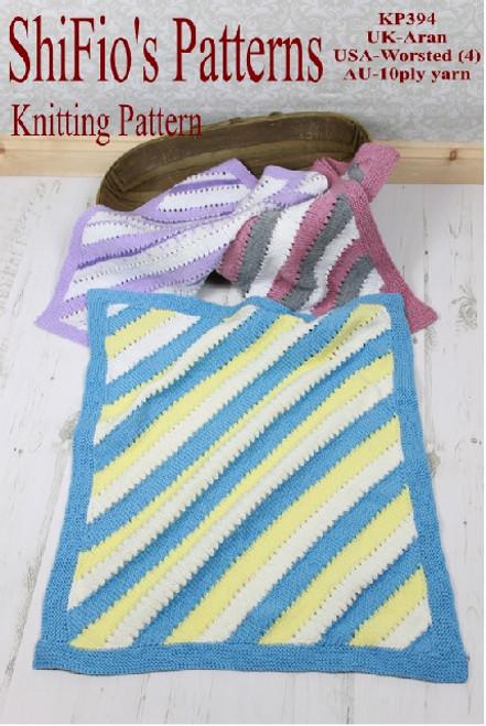 Knitting Pattern #394