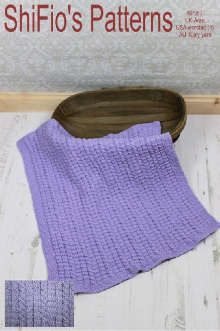 Knitting Pattern #387