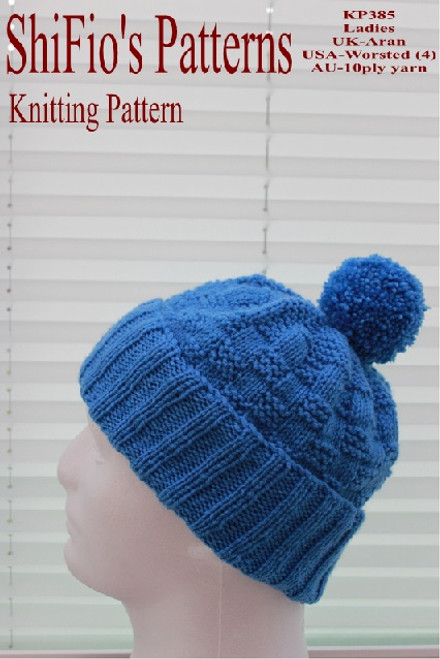 knitting pattern #385