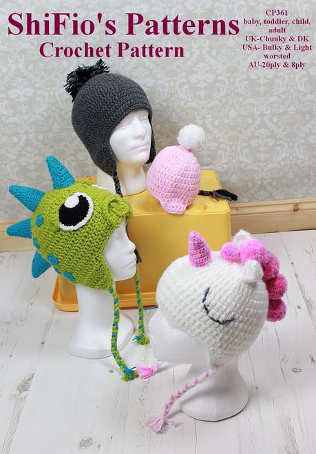 Crochet Pattern #361